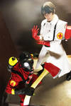 Lets go Practise Mediicine by PrinceIzumi