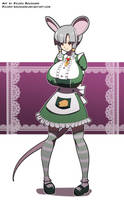 Stream CM- Mouse Maid by Kojiro-Brushard