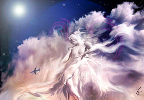 Cloud elemental by ricky4