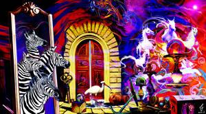 Magic vs surreal by ricky4