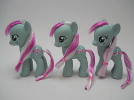 Triple Minty G4 by TiellaNicole