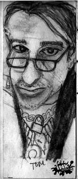 Tom (Portrait) by inkeater