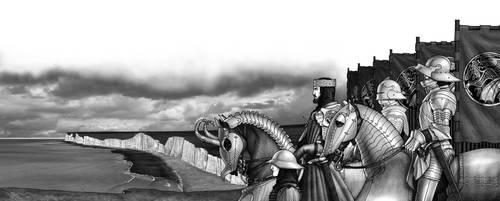 The King Arthur Journey by Jaime-Gmad