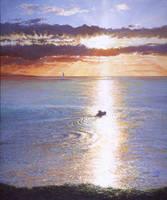 Sunset Sligo by espiritoart