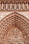 Notre Dame Mural by somadjinn