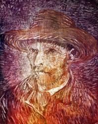 Van Gogh and Sirius Greatness by somadjinn