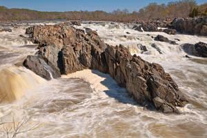 Great Falls Leviathan by somadjinn