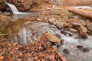 Susquehanna Stream by somadjinn