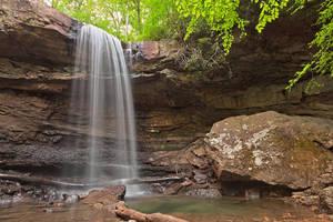 Cucumber Falls (freebie) by somadjinn