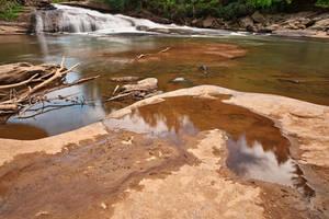 Swallow Falls by somadjinn