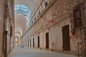 Prison Corridor III by somadjinn