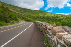 Whiteface Mountain Road by somadjinn