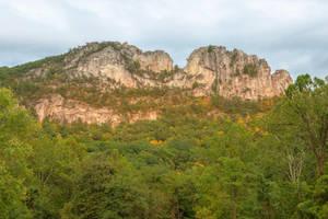 Seneca Rocks by somadjinn