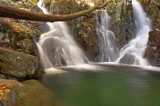 Rose River Falls by somadjinn