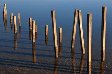 Walking Water Stilts by somadjinn