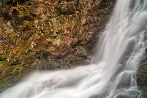 Dickson Waterslide Falls by somadjinn