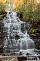 Benton Falls (freebie) by somadjinn