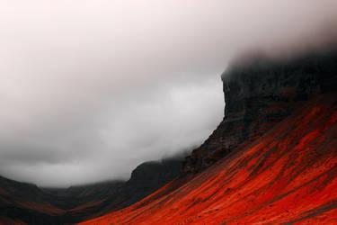 Blood Mountain Fog by somadjinn