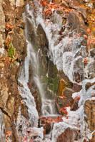 Ice Frame Falls by somadjinn