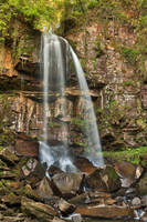 Melincourt Falls by somadjinn