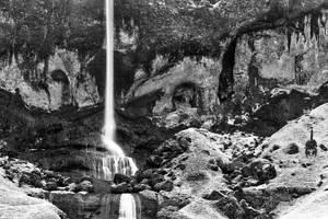 Scorpio Falls by somadjinn