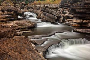 Rugged Caney Fork Cascades by somadjinn