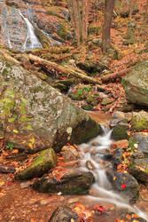 Rugged Autumn Wigwam Creek by somadjinn