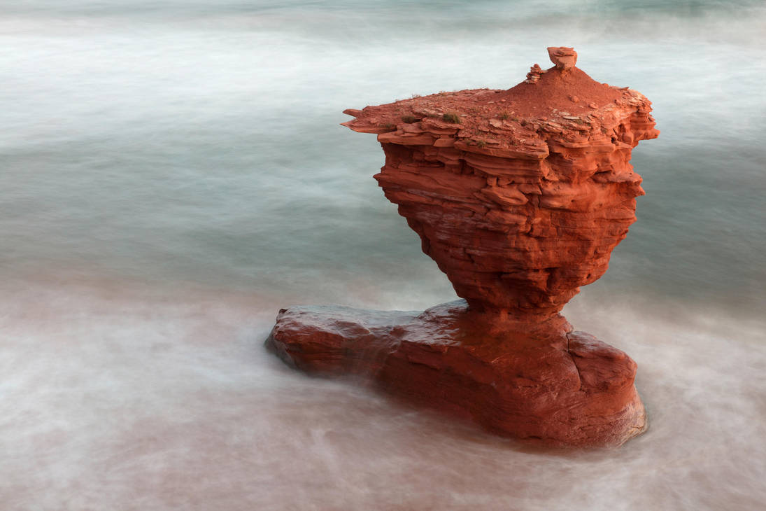 Fluid Teapot Rock by somadjinn