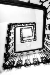 Spiral Putney Staircase by somadjinn