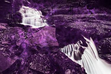 Carina Fantasy Falls by somadjinn