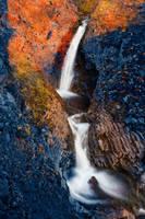 Klukkufoss Color Splash by somadjinn