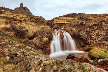 Lucifer Bridge Falls by somadjinn