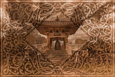 Korean Storybook Garden by somadjinn