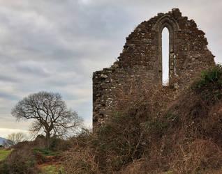 Penmon Priory Ruins (freebie) by somadjinn