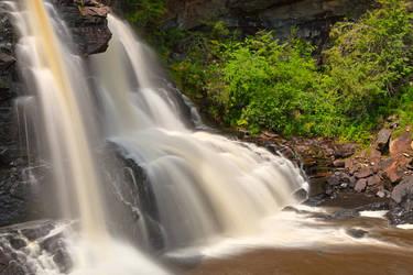 Blackwater Sphinx Falls by somadjinn