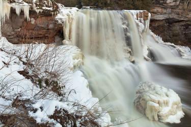 Blackwater Iceberg Falls by somadjinn