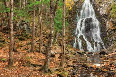 Hays Autumn Falls by somadjinn