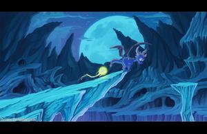 Spyro: Ice Cavern by Ityrane
