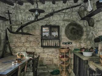 Village House by BillyNikoll