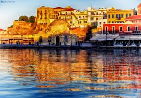 The beautiful old port by BillyNikoll