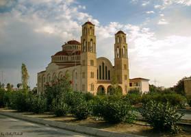 Orthodox Church Saints Anargyroi by BillyNikoll