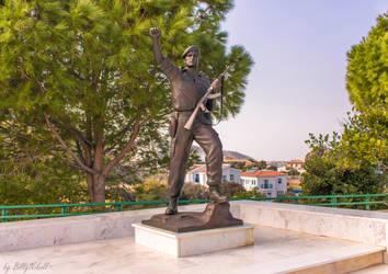 Soldier Monument by BillyNikoll
