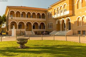 Archbishop's Palace III by BillyNikoll