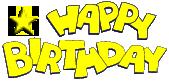Happy Birthday by BillyNikoll