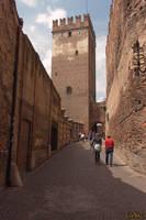 Castelvecchio Behind the Walls Verona 69 by BillyNikoll