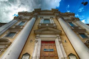 Basilica dei SS Ambrogio e Carlo by BillyNikoll