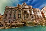 Fontana di Trevi by BillyNikoll