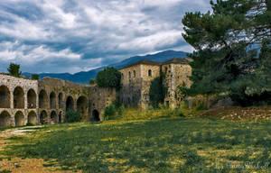 Castle of Ioannina IV by BillyNikoll