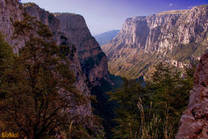 Vikos Gorge VIII by BillyNikoll