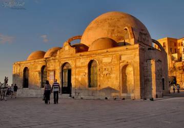 Janissaries mosque by BillyNikoll